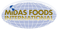 MiDAS Foods International Logo