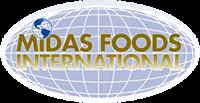 MiDAS Foods International Logo
